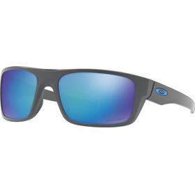 Oakley Drop Point Matte Dark Grey/Prizm Sapphire Polarized